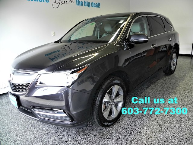 Pre Owned 2016 Acura Mdx 3 5l